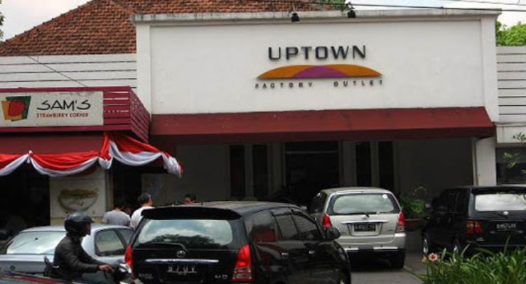 Uptown Factory Outlet Bandung