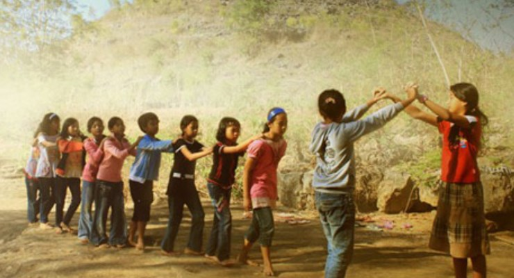 Permainan Anak-anak Tradisional Sunda