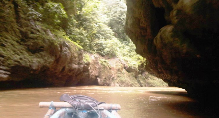 Green Canyon Dimusim Hujan