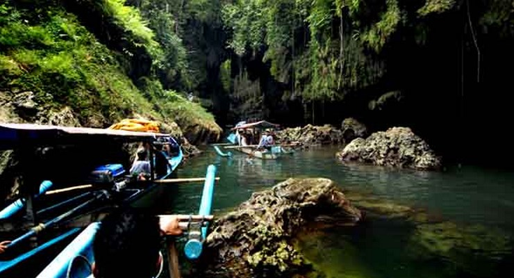 Mulut Green Canyon