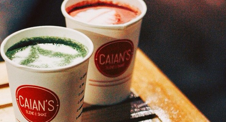 Caian's Blend & Shake