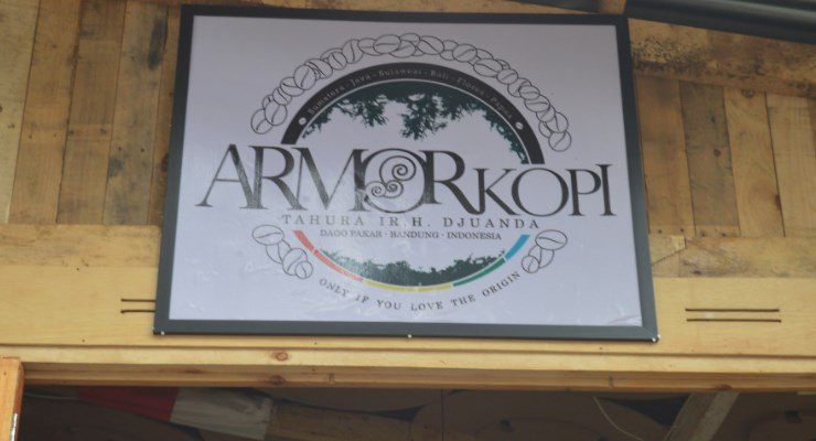 Armor Kopi Coffee Shop